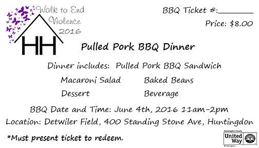 W2EV 2016 BBQ ticket